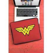 Capa de Notebook Power Girls Wonder Woman