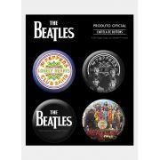 Cartela de Buttons The Beatles Sgt. Peppers