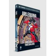 Graphic Novel Arlequina: Prelúdios e Piadas Prontas ed. 31