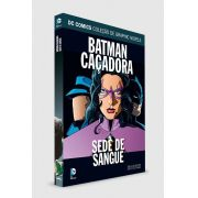 Graphic Novel Batman/Caçadora: Sede de Sangue ed. 61
