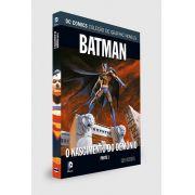 Graphic Novel Batman: O Nascimento do Demônio - Parte 1