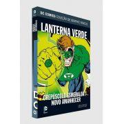 Graphic Novel Lanterna Verde: Crepúsculo Esmeralda/ Novo Amanhecer ed. 30