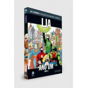 Graphic Novel Liga da Justiça: Ano Um - Parte 2