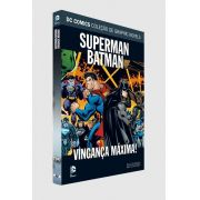 Graphic Novel Superman/Batman: Vingança Máxima ed. 37