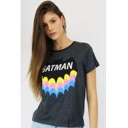 Kit 2 Camisetas Femininas Batman Rainbow e I'm Batgirl