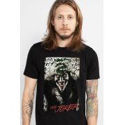 Kit 2 Camisetas Masculinas The Joker Card e The Joker A Piada Mortal Black