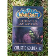 Livro World of Warcraft Crepúsculo dos Aspectos