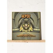 LP AC/DC Dammation Radio Gold Vinyl