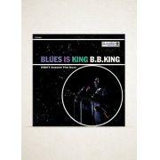 LP B. B. King Blues Is King
