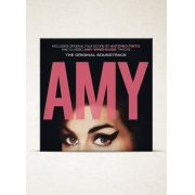 LP Duplo Amy Winehouse Amy - Ost