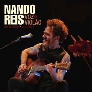 LP Duplo Nando Reis No Recreio Voz e Violão - Volume 1 Oficial