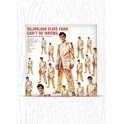 LP Elvis Presley 50000000 Fans Golden Records Vol 2