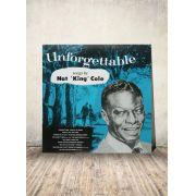 LP Nat King Cole - Unforgettable