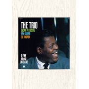 LP Oscar Peterson Trio Live From Chicago
