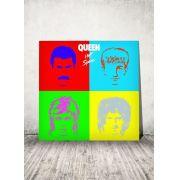 LP Queen Hot Space