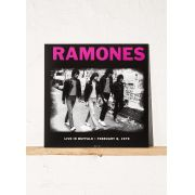 LP Ramones Live In Buffalo February 8 1979