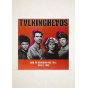 LP Talking Heads Live At Werchter Festival July 4 1982 Matrix FM