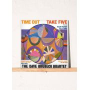 LP The Dave Brubeck Quartet Time Out - Picture