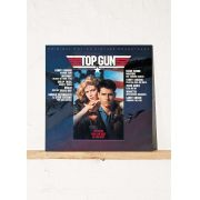 LP Various Artists Top Gun - OST