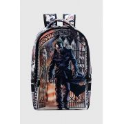 Mochila The Joker Arkham Asylum