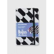 Moleskine The Beatles Preto Fish Yellow Submarine