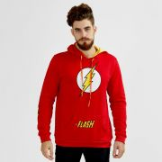 Moletom Masculino The Flash Logo