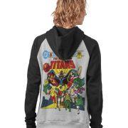Moletom Raglan The Teen Titans