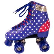 Patins Wonder Woman Retrô Oficial