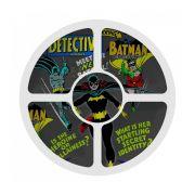 Petisqueira Redonda Batgirl Oficial