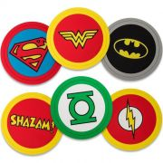 Porta Copos Heróis DC Comics