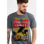T-shirt Premium Masculina Batman 80 Anos Detective Comics