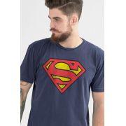 T-shirt Premium Masculina Superman Logo Oficial