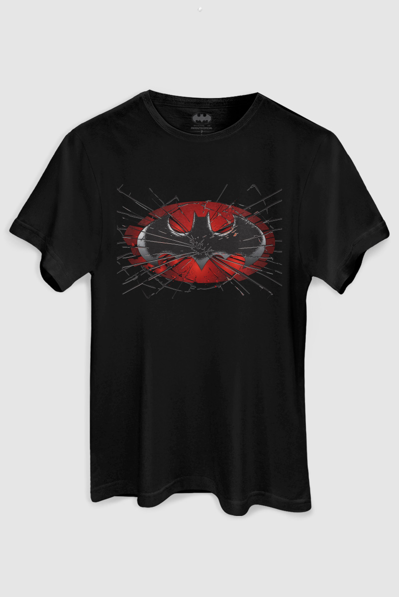 Camiseta Masculina Batman 2012  - bandUP Store Marketplace