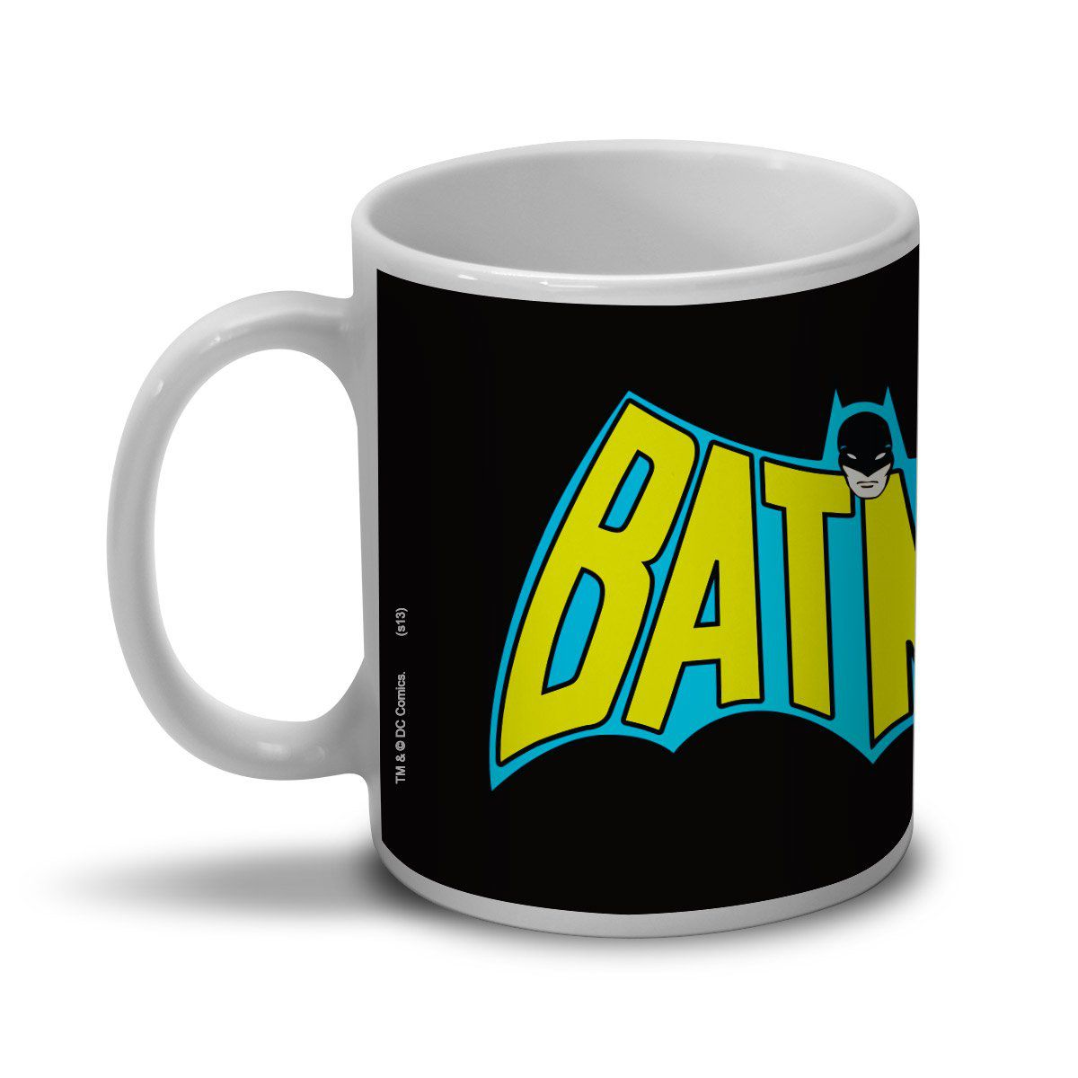 Caneca Batman Logo 60s  - bandUP Store Marketplace