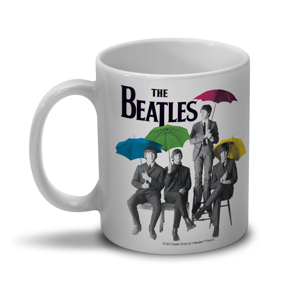 Caneca The Beatles Umbrella Colors  - bandUP Store Marketplace