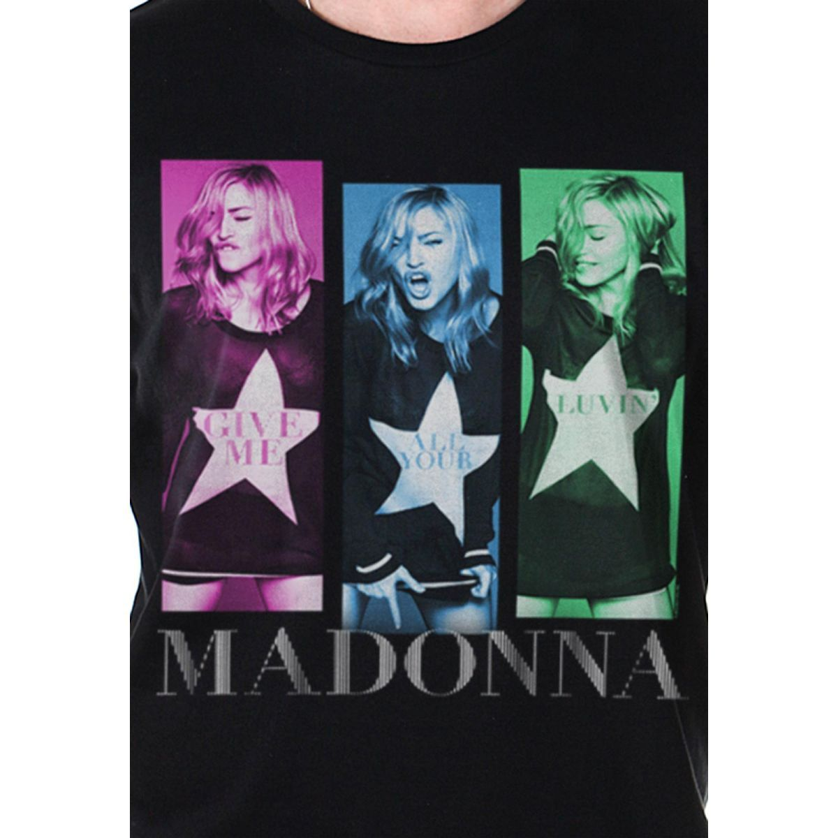 Camiseta Masculina Madonna Gmayl Single  - bandUP Store Marketplace