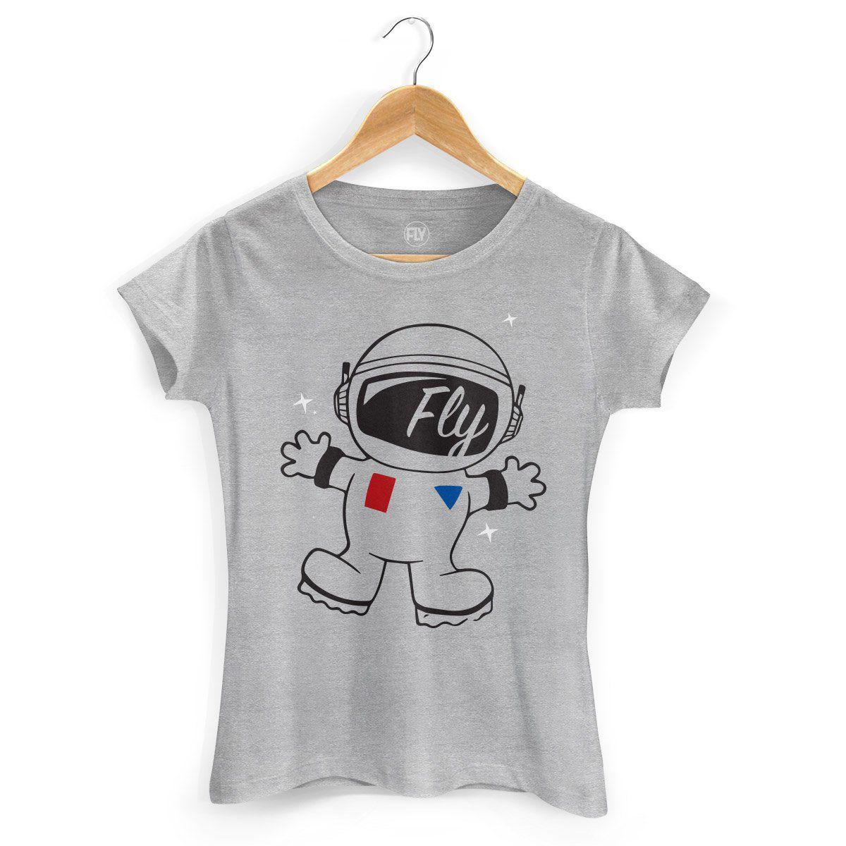 Camiseta Feminina Banda Fly Astro  - bandUP Store Marketplace