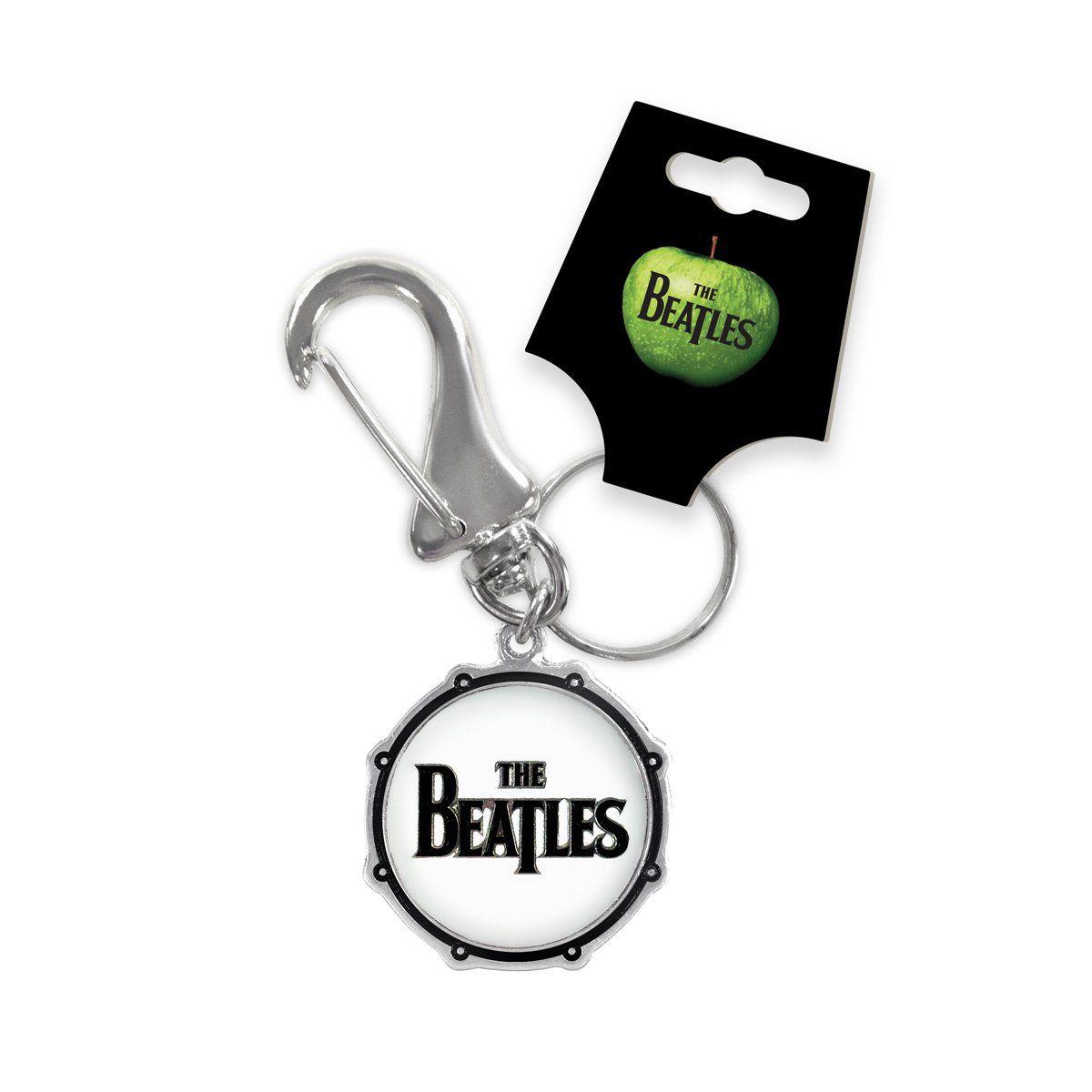 Chaveiro de Metal The Beatles Drum The Beatles  - bandUP Store Marketplace