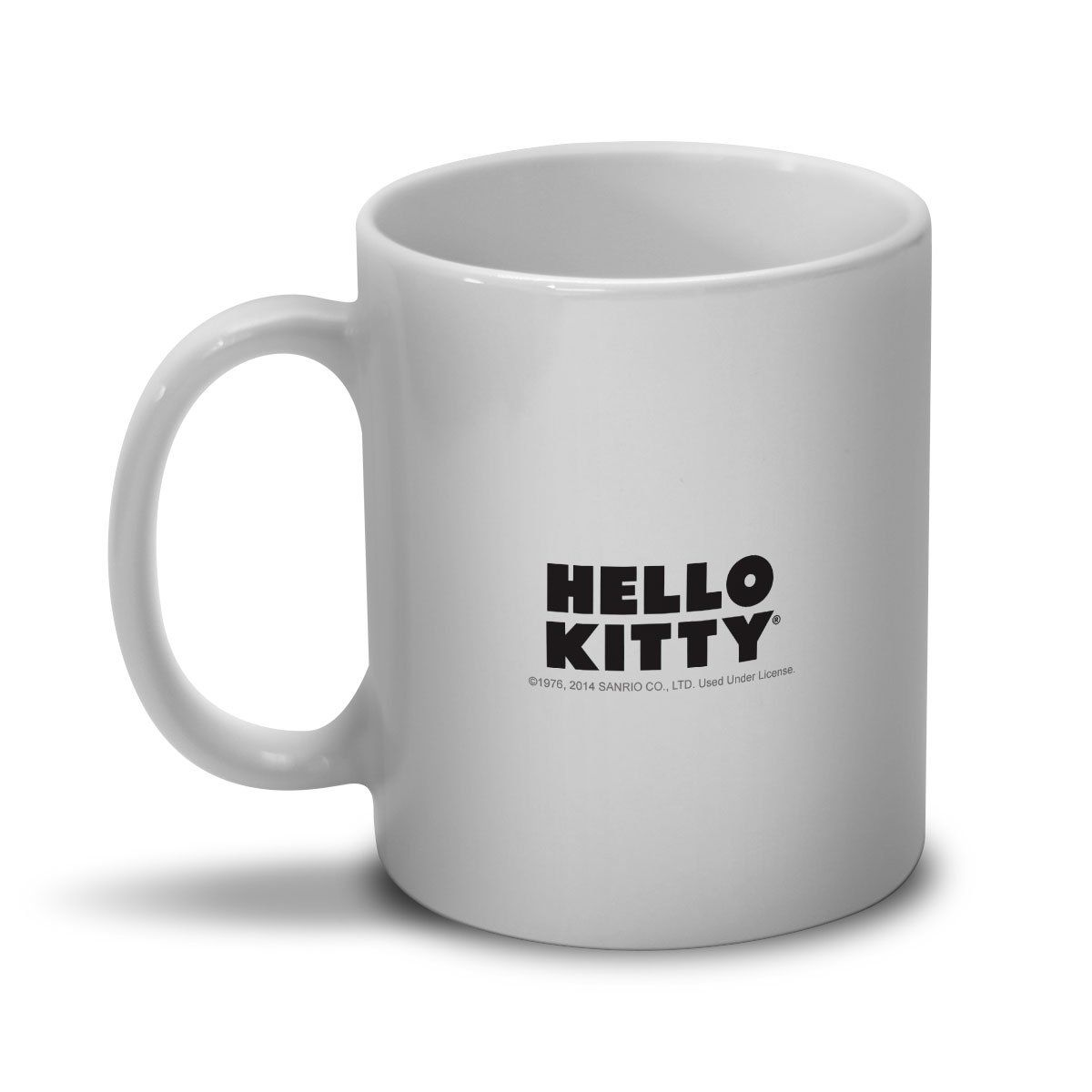 Caneca Hello Kitty Kitty White  - bandUP Store Marketplace