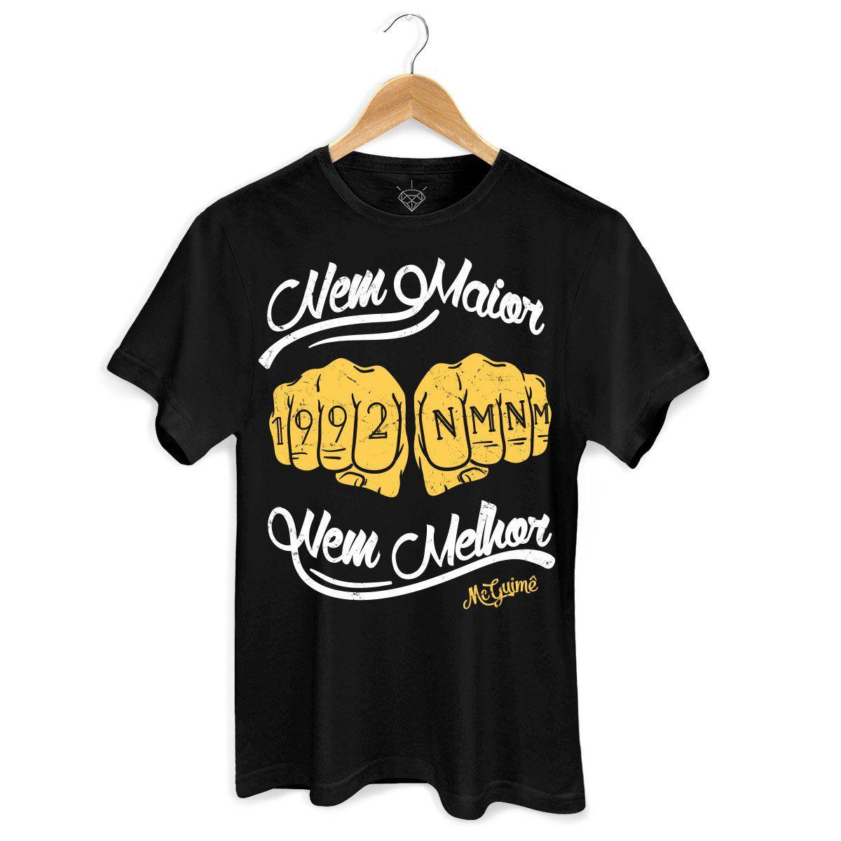 Camiseta Masculina MC Guimê Nem Maior Nem Melhor  - bandUP Store Marketplace