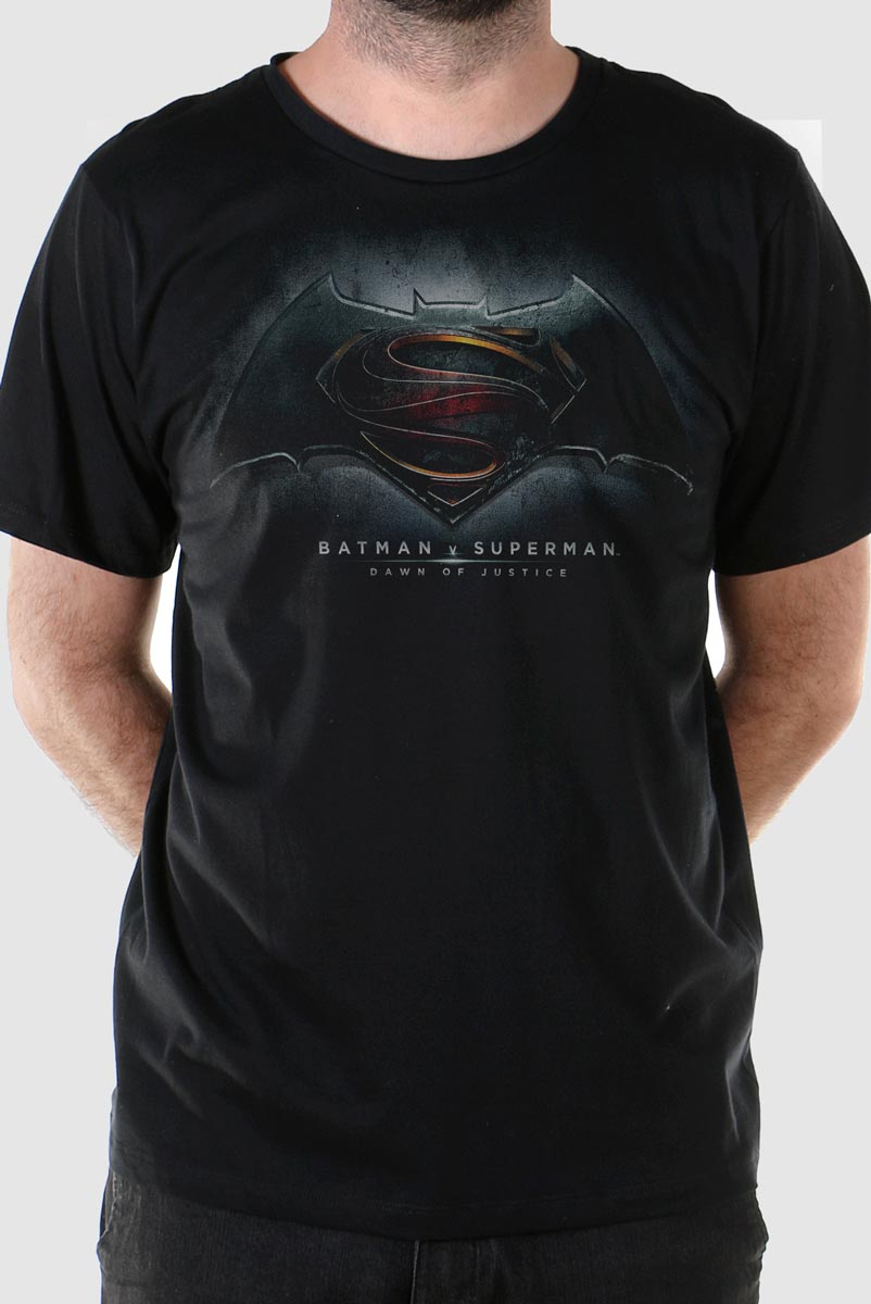 Camiseta Masculina Batman VS Superman Dawn of Justice  - bandUP Store Marketplace