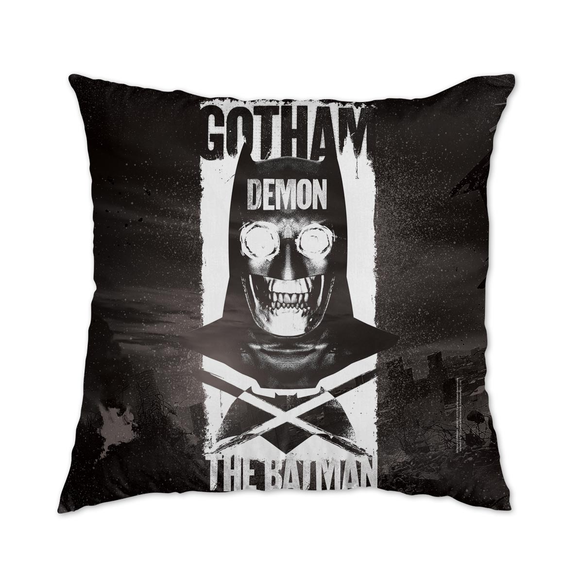 Almofada Batman VS Superman Gotham Demon  - bandUP Store Marketplace