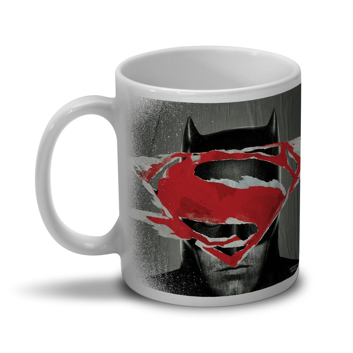 Caneca Batman VS Superman Face to Face - bandUP Store Marketplace