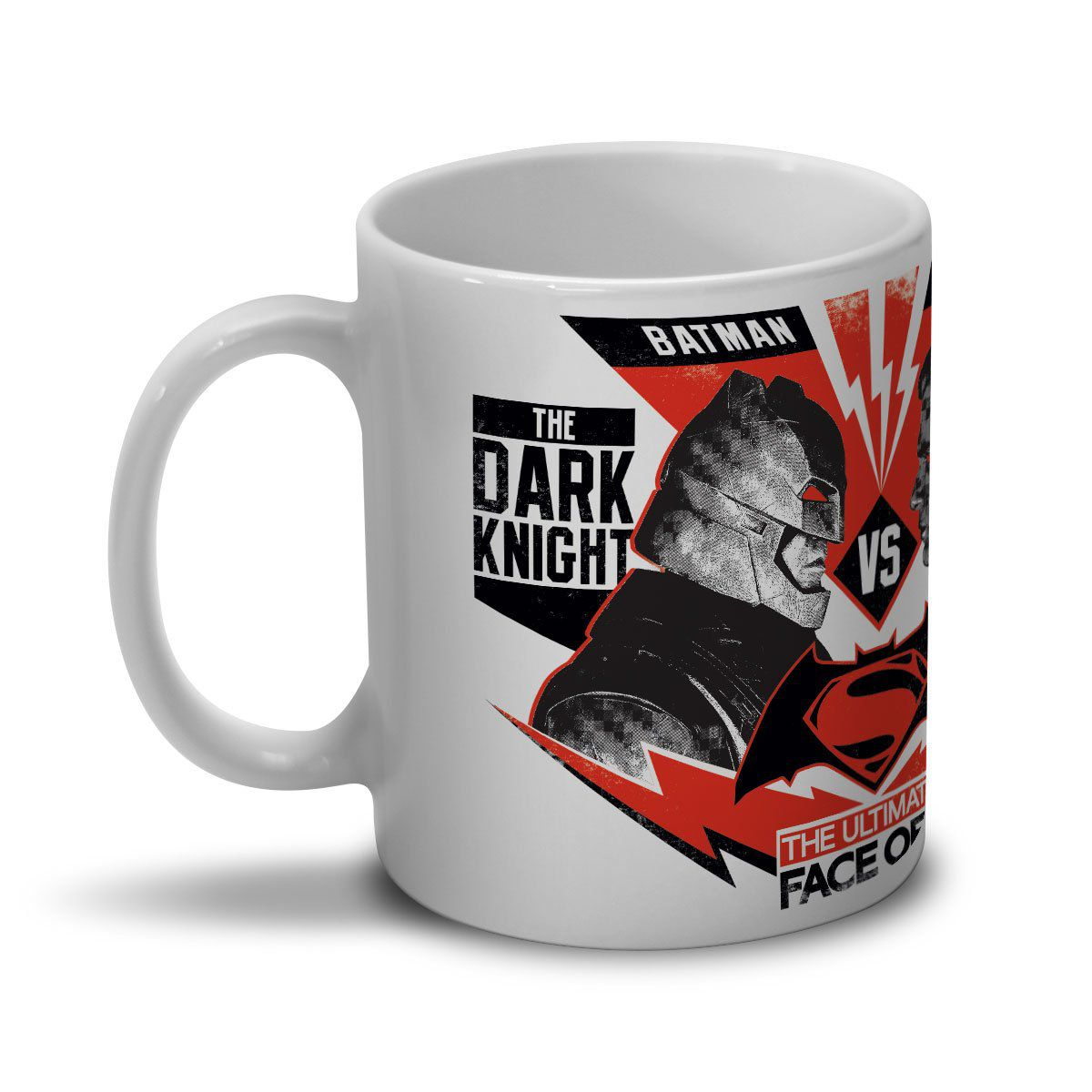 Caneca Batman VS Superman The Ultimate Face Off  - bandUP Store Marketplace