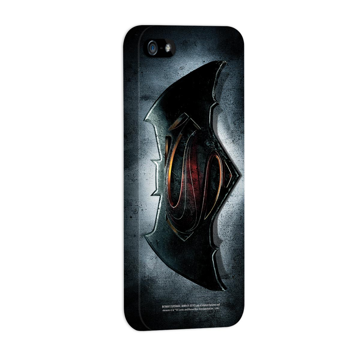 Capa para iPhone 5/5S Batman VS Superman Logo  - bandUP Store Marketplace