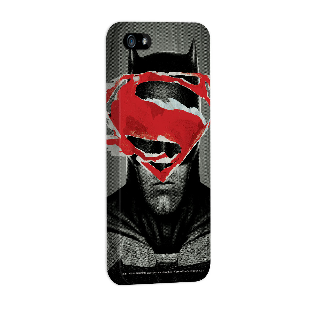 Capa para iPhone 5/5S Batman VS Superman Day VS Night  - bandUP Store Marketplace