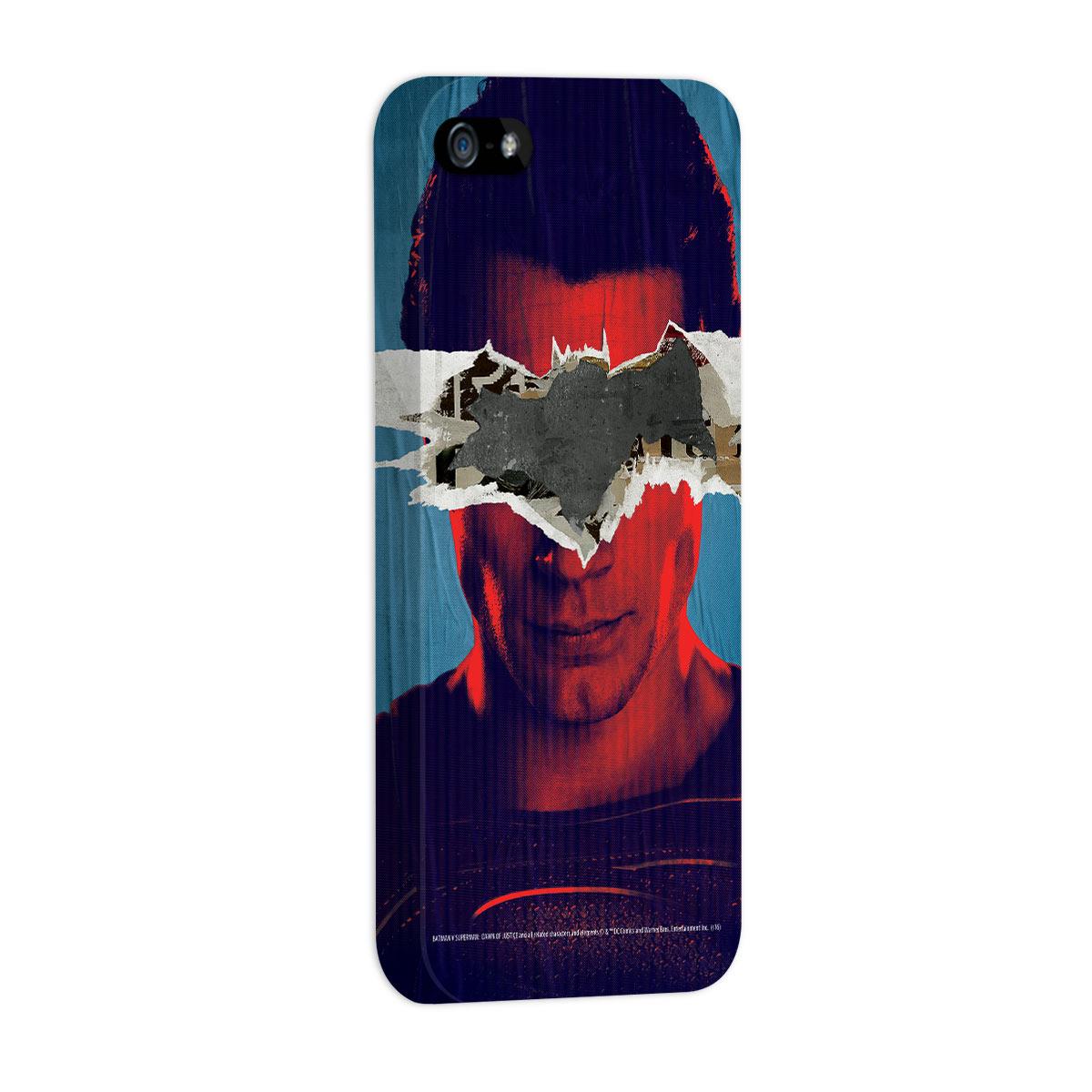 Capa para iPhone 5/5S Batman VS Superman Man VS God  - bandUP Store Marketplace