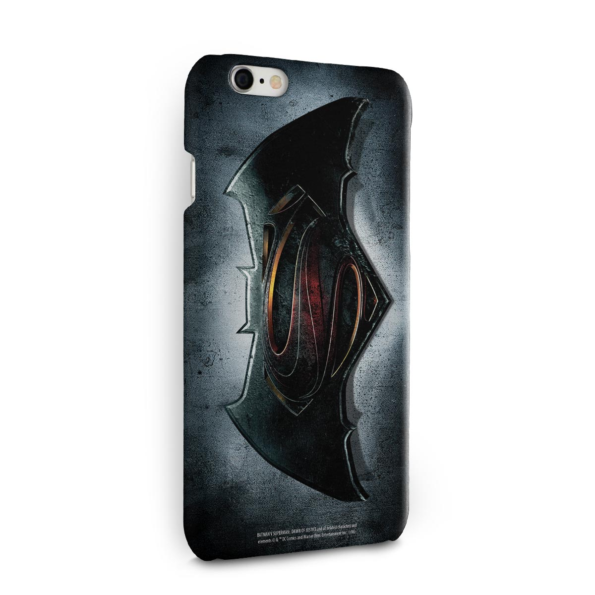 Capa para iPhone 6/6S Batman VS Superman Logo  - bandUP Store Marketplace