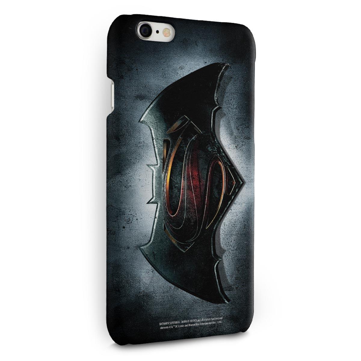 Capa para iPhone 6/6S Plus Batman VS Superman Logo  - bandUP Store Marketplace