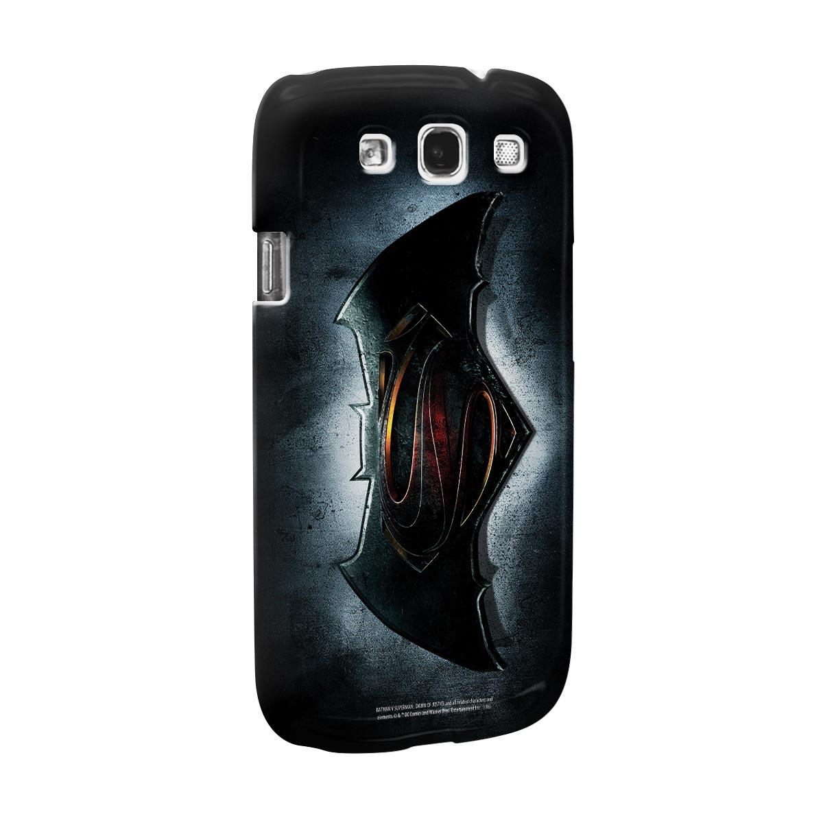 Capa para Samsung Galaxy S3 Batman VS Superman Logo  - bandUP Store Marketplace
